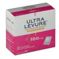Ultra-levure 100 Mg Poudre Pour Suspension Buvable En Sachet B/20 à QUINCY-SOUS-SÉNART