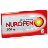Nurofen 400 Mg Comprimés Enrobés Plq/12 à QUINCY-SOUS-SÉNART