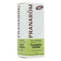 Huile Essentielle Eucalyptus Citronne Bio Pranarom 10 Ml à QUINCY-SOUS-SÉNART