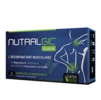 Nutralgic Muscle Comprimés Décontractant Musculaire B/14 à QUINCY-SOUS-SÉNART