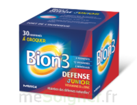 Bion 3 Défense Junior Comprimés à Croquer Framboise B/30 à QUINCY-SOUS-SÉNART