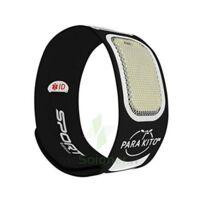 Parakito Bracelet Sport Noir à QUINCY-SOUS-SÉNART