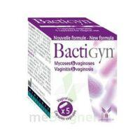 Bactigyn, Boite De 5 à QUINCY-SOUS-SÉNART