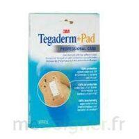 Tegaderm + Pad, 9 Cm X 15 Cm , Bt 5 à QUINCY-SOUS-SÉNART
