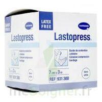 Lastopress® Bande De Compression Cohésive 7 Cm X 3 Mètres - Coloris Blanc à QUINCY-SOUS-SÉNART