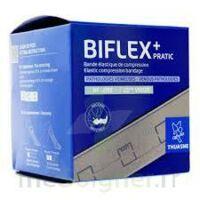 Biflex 16 Pratic Bande Contention Légère Chair 8cmx3m à QUINCY-SOUS-SÉNART
