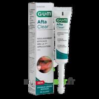 Gum Aftaclear Gel Aphtes Lésions Buccales 10ml à QUINCY-SOUS-SÉNART