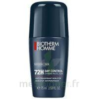 Biotherm Homme Day Contrôl Déodorant 72 H Anti-transpirant 75ml à QUINCY-SOUS-SÉNART