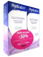 Hydralin Quotidien Gel Lavant Usage Intime 2*400ml à QUINCY-SOUS-SÉNART