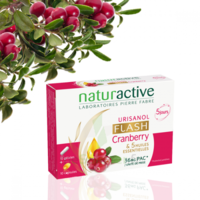 Naturactive Urisanol Flash (10gélules + 10 Capsules) à QUINCY-SOUS-SÉNART