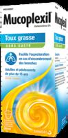 Mucoplexil 5 % Sirop édulcoré à La Saccharine Sodique Sans Sucre Adulte Fl/250ml à QUINCY-SOUS-SÉNART