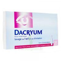 Dacryum S P Lav Opht En Récipient Unidose 10unid/5ml à QUINCY-SOUS-SÉNART