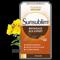 Sunsublim Caps Bronzage Anti-âge 3*b/28 à QUINCY-SOUS-SÉNART
