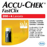 Accu-chek Fastclix Lancettes B/204 à QUINCY-SOUS-SÉNART