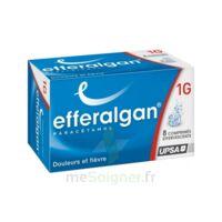 Efferalganmed 1 G Cpr Eff T/8 à QUINCY-SOUS-SÉNART