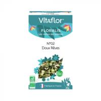 Vitaflor N°2 Doux Rêves Bio _ Floralis Plantes En Vrac Composées _ 40g à QUINCY-SOUS-SÉNART