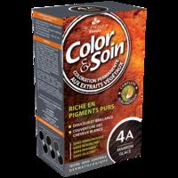 Color&soin Kit Coloration Permanente 4a Marron Glacé à QUINCY-SOUS-SÉNART