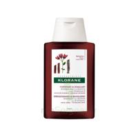Klorane Quinine + Edelweiss Bio Shampooing 200ml à QUINCY-SOUS-SÉNART