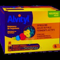 Alvityl Resist Solution Buvable 8 Fioles à QUINCY-SOUS-SÉNART