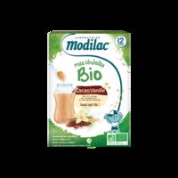 Modilac Céréales Farine Cacao Vanille Dès 12 Mois B/250g à QUINCY-SOUS-SÉNART