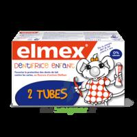 Elmex Duo Dentifrice Enfant, Tube 50 Ml X 2 à QUINCY-SOUS-SÉNART