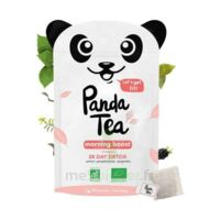 Panda Tea Morning Boost Detox 28 Sachets à QUINCY-SOUS-SÉNART