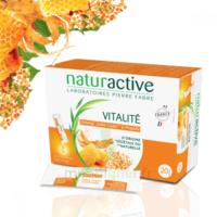 Naturactive Phytothérapie Fluides Solution Buvable Vitalité 2b/20 Sticks/10ml à QUINCY-SOUS-SÉNART
