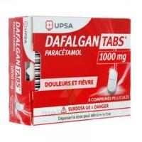 Dafalgantabs 1 G Cpr Pell Plq/8 à QUINCY-SOUS-SÉNART