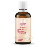 Weleda Huile De Massage Allaitement 50ml à QUINCY-SOUS-SÉNART