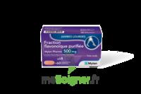 Fraction Flavonoique Mylan Pharma 500mg, Comprimés à QUINCY-SOUS-SÉNART