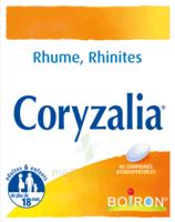 Boiron Coryzalia Comprimés Orodispersibles à QUINCY-SOUS-SÉNART