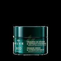 Nuxe Bio Masque Détoxifiant Eclat 50ml à QUINCY-SOUS-SÉNART