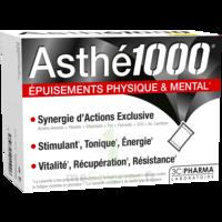 Asthe 1000 Poudre à Diluer épuisements Physique & Mental 10 Sachets à QUINCY-SOUS-SÉNART